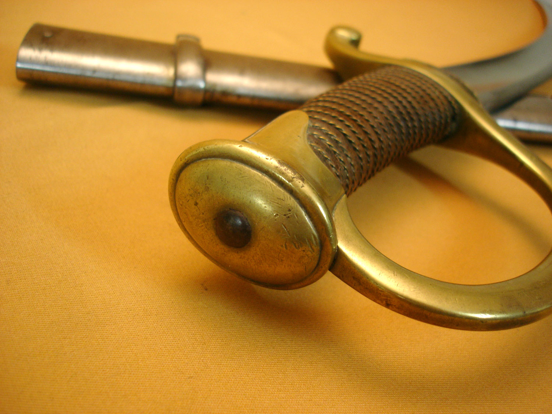 sabre canonnier monte 1829